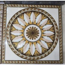 Ceramic Carpet Tile, For Multi Usage, Size: 24x24 Inch