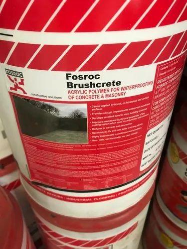 FOSROC BRUSCHCRETE