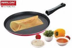 Nirlon Kitchen Dosa Tawa 26cm, Nonstick Tawas for Cooking