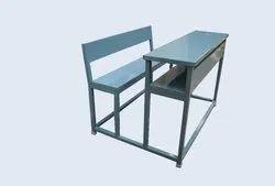 Dual Desk Bench Frame