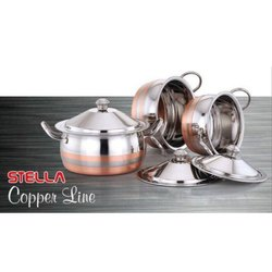 Stella Copper Line SS Handi Set