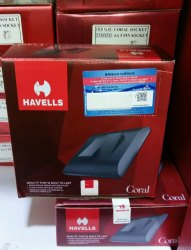 Havells Coral Switches