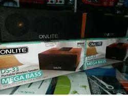 Onlite Ds -33 Desktop Speaker