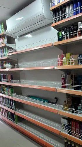 Supermarket  Display Racks (Wall Unit)