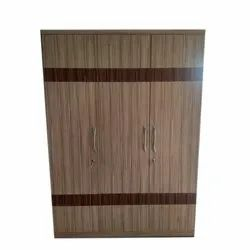 Modern Plywood Wardrobe, for Home, Features: Termites Proof