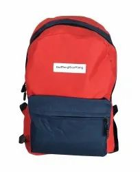 Red And Blue Kid Bag
