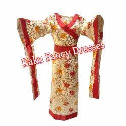 Kids Japanese Kimono Costume