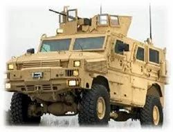 Armored Vehicle Bullet Proof Glass