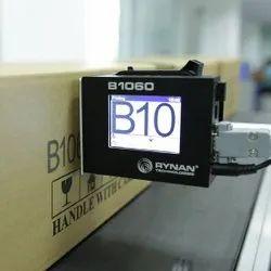 Plastic Batch Coding Machine, Model Name/Number: B1060, Capacity: 300 X 300 Dpi