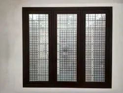 Gi Steel Window