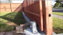 Remote Sliding Gates
