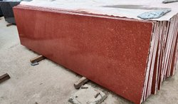 Lakha Red Granites, Thickness: 15-20 mm