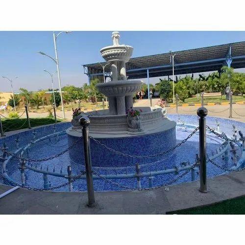 AE501 Designer Marble Fountain
