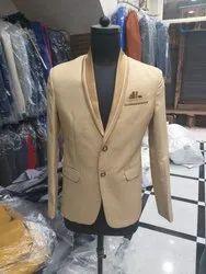 Formal Plain Mens Coat, Size: 36-48