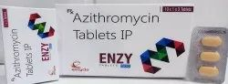 Azithromycin Tablet IP 500 Mg