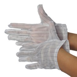 ESD Polyester Lined Gloves