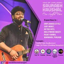 Saurabh Kaushal - The King Of Unplugged