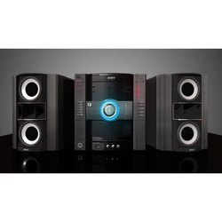 Surround Sound Speaker Black Sony Music System, For Home, Hdmi Cable