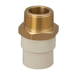 MTA Brass Insert Plumbing Pipe