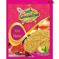 Seth Sanwaliya 300g Aloo Bhujia Namkeen