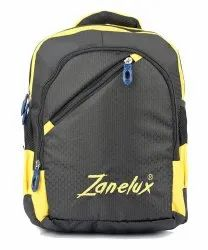 Children School Bag 14 Yellow Black