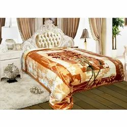 Sig. Opera Designer Single Bed Mink Blanket