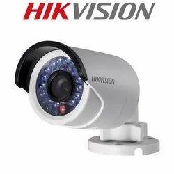Digital Camera 4 MP Hikvision Bullet Camera, for Outdoor