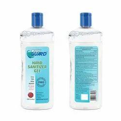 50 ML Hand Sanitizer Transparent Gel