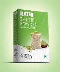 Hathi茴香粉,包装:盒子