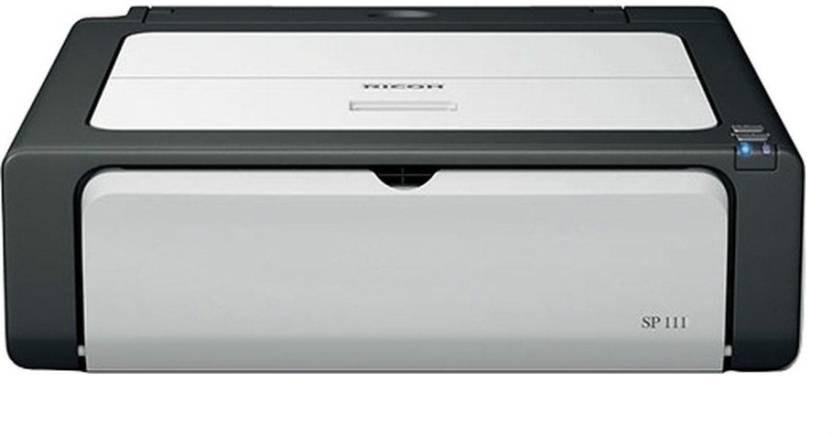 Ricoh SP 111 Black & White Laserjet Single-Function Printer, Upto 16 ...