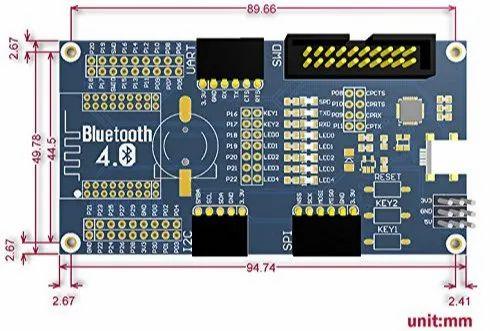 CENTIoT NRF51822 Development Board Ble4 0 Bluetooth Module Development Board