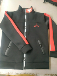 Full Sleeves Men S Sports Track Jacket