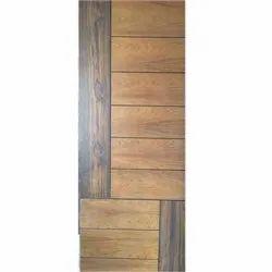 Finished Solid Wood Wooden Interior Veneer Door