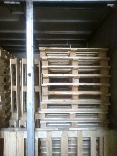 Wood Heat Treatment Chamber Plant
