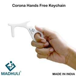 Multipurpose Covid Safety Key