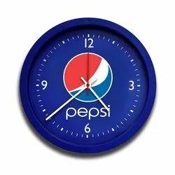 Customised Plastic Wall Clock