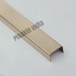 Stainless Steel Golden Skirting