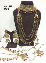 Wedding Necklace Set Lna 1079