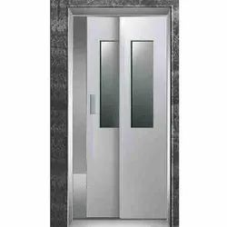 Manual Telescopic Door Elevator