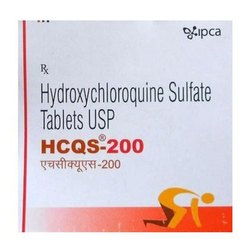 HCQS Hydroxychloroquine Sulphate Tablets
