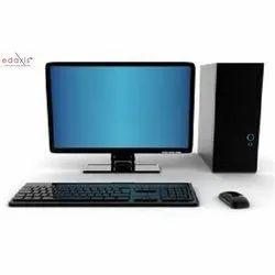 28 Inch Lcd Edaxis Desktop Computers Schoo Light Series, Warranty: 1 Year