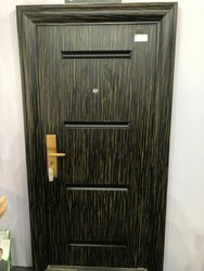 Mild Steel Steel Security Doors, Thickness: 70 Mm, Size: 1060x2050mm
