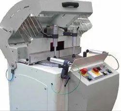 Single Head UPVC Cutting Machine