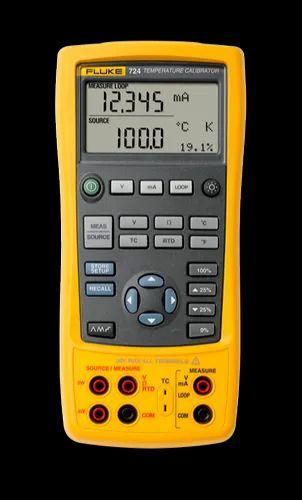 Techno Scientific Fluke 724 Temperature Calibrator