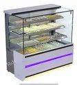 Riddhi Stainless Steel Ss Display Counter