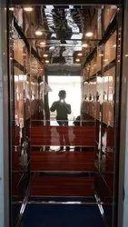 Stainless Steel Designer Cabin