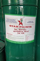 Synthetic Enamel Aluminium Paint
