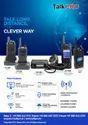 4G Walkie Talkie 4GL-IOT Radios