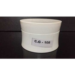 CG-108 White Cosmetic Cream Jar