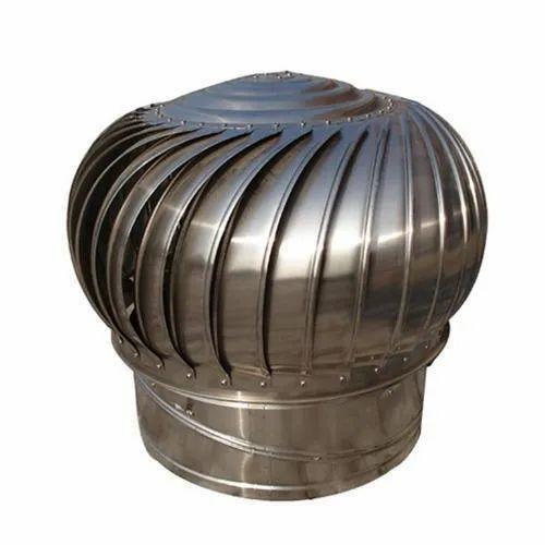 Stainless Steel Turbo Air Ventilator